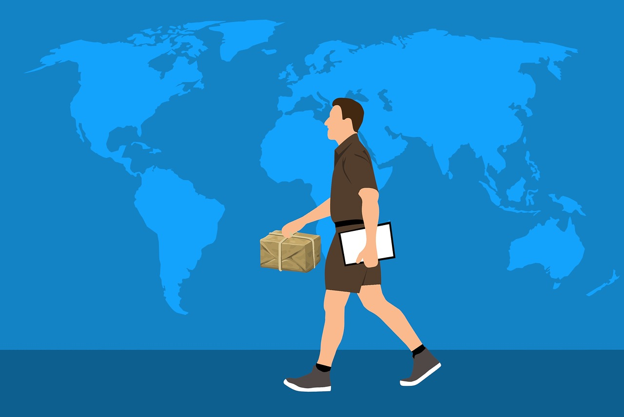 Developing a last mile logistics strategy by using